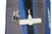 VAUDE ABScond Flow 22+6 lawinerugzak blauw